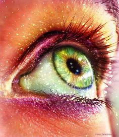 20 Truly Magical Photo Manipulations of Fantasy Eyes