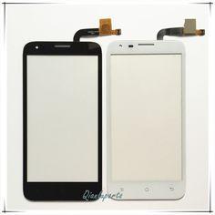 Mobile Téléphone Écran Tactile Digitizer Remplacement Pour Fly IQ454 EVO Tech 1 Écran Tactile Avant Panneau de Verre Objectif Capteur Livraison Gratuite
