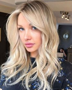 25 Of The Flawlessly Beautiful Medium to Long Blonde Hairstyles 2020 Not to Miss Out