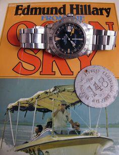 Rolex Explorer Ii, Vintage Rolex, Rolex Submariner, T 4, Watches For Men, Bang Bang, Orange, The Originals, My Style