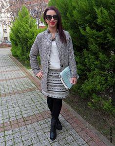 #blogger #fashionblogger #styleblogger #sheinside   For More Photos and Details, Please Visit My Blog;  http://rebeltakipte.blogspot.com.tr/2014/12/metalik-canta.html