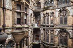 Manchester Town Hall Wedding Photography Portfolio by Karen Julia Manchester Town Hall, Manchester City Centre, Steampunk City, 40k Terrain, Ancient Buildings, Built Environment, Photography Portfolio, Beautiful Places, Scenery