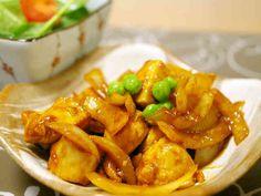 おすすめ♪鶏肉のカレー炒めの画像