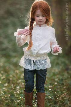 ALALOSHA: VOGUE ENFANTS: Autumn Splendor with Persnickety Fall 2014 Inspiration
