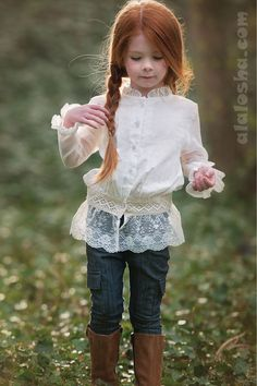 ALALOSHA: VOGUE ENFANTS: Autumn Splendor with Persnickety Fall 2014 Inspiration
