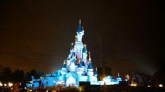Chateau de Cendrillon à Disneyland Paris