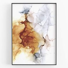 Print | Orientale - by blumenkindjen Oriental, Foto Poster, Nordic Interior, Alcohol Ink Art, Art Google, Artwork, Inspiration, Paintings, Film