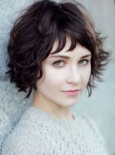 70 Most Delightful Short Wavy Hairstyles