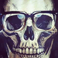 ✯ Skull Art :: Artist Unknown ✯