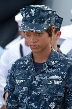 Rihanna interview about Battleship Movie; in theaters nationwide on Friday, May 18, 2012