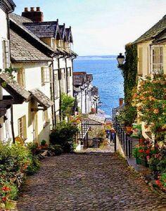 Inglaterra y el misterioso Devon.
