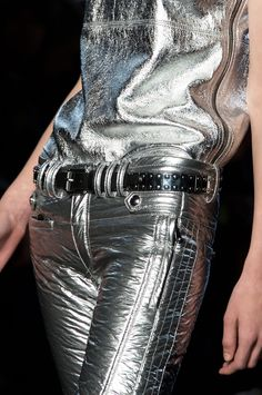 Diesel Black Gold at New York Fall 2014 (Details)