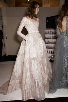 """""""Les Beehive - Haute Couture Spring 2015 - Elie Saab """""""