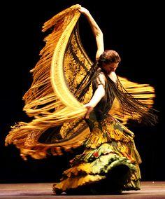 Maria Pagés, Flamenco dancer, Spain                                                                                                                                                                                 More