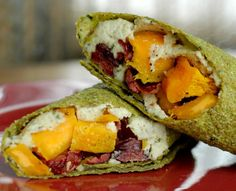 "Savory Squash Crepes With Sage ""Cream"" Sauce (raw vegan)"