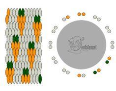 Image result for кумихимо с бисером схемы