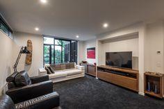 Family Den Cosy Living Unique Home Bespoke Architecture