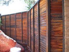 Pin By Dawnscapes On Yardscapes Corrugated Metal