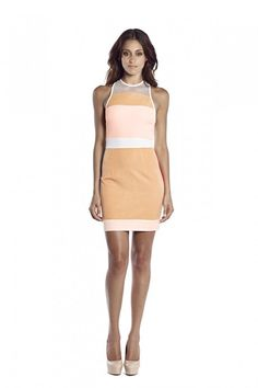 THE OBSESSION PANEL BODYCON DRESS by Shona Joy at Carousel - $200.00 AUD