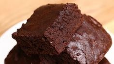 Healthy brownies? A girl can dream.