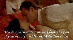 """""""You're a passionate woman,"""" Atticus tells Clara. """"It's part of your beauty."""" But heretofore Clara has only been passionate about one man--Richard. Can Atticus change that? A Passionate Woman, Atticus, The Man, Love Her, Novels, Teen, Victorian, Romantic, Change"""