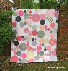 Bubble Bath quilt | My Quilt Infatuation