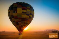 Bill Harrop's'Original'Balloon Safaris