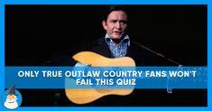 Outlaw country was a sensation that swept the nation starting in the early 1970s that went on to dominate the country music scene well into the next decade, and inspire generations of singers and songwriters for many more years to come. Defined by artists such as Waylon Jennings and Willie Nelson, the genre eschewed the slick production techniques of Nashville in favor of a more stripped down approach with some rock and roll and blues elements thrown in. They also grew their hair out long… Outlaw Country, Country Music, Playbuzz Quizzes, Waylon Jennings, Willie Nelson, Partying Hard, Fun Quizzes, Weird Stories, Rock And Roll
