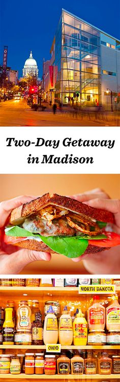 Wisconsin's state capital tempts with locavore eateries, outdoor rec, museums—and Badger fandom: http://www.midwestliving.com/travel/wisconsin/madison-wisconsin/two-day-getaway-madison-wisconsin/ #wisconsin #madison #travel