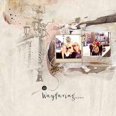 Oscraps.com :: Shop by Designer :: Anna Aspnes Designs :: ArchiTextures No. 3