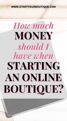 You MUST have money for inventory, packaging, and marketing. I have taught 1000's of women how to start a boutique and my recommendation is at least $3,500. To find out more watch the video on IG. Small Business Accounting, Accounting Software, Starting An Online Boutique, Self Employment, A Boutique, How To Find Out, Finance, Packaging, Teaching