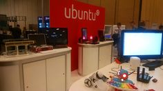 """""""As a long time Ubuntu home user it is great to see them here as innovators. Linux, Flat Screen, Blood Plasma, Flatscreen, Linux Kernel, Dish Display"""