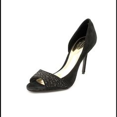 """Coach Lytton Peep Toe Suede Pumps So chic and perfect for any occasion! The Coach Lytton Dress Shoes feature a Suede upper with a Peep-Toe. The Leather outsole lends lasting traction and wear. The heel is about 4.75"""". Coach Shoes Heels"""