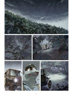 Sherlock fox tome 1 - Le chasseur : Jean-David Morvan, Du Yu - BD