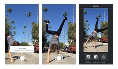 Boomerang works suspiciously similar to Phhhoto, an upstart Instagram competitor for shooting tiny GIFs that Instagram cut off from its friend-finding feature in April. And the idea of turning burst fires into an animation is reminiscent of the Google Photos animation feature, though you have to shoot Boomerangs in-app. Instagram doesn't seem afraid to look at what's exciting photo sharers and see if it can work that into its product, even if it gets called out for copying.
