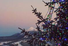 Christmas atmosphere in Tatra mountains. Zakopane, Poland