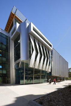 Monash University Science Technology Research and Innovation Precinct Stage 2  / DesignInc -  Australia