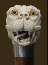 Cannes, Cool Canes, Cane Stick, Walking Canes, Animal Skulls, Walking Sticks, Ivory, Carving, Songs
