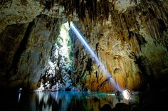 Anhumas Abyss Brazil cave diving  | Abismo Anhumas | Nature / Landscape: Abismo Anhumas