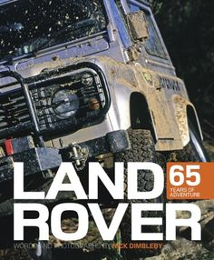 #LandRover: 65 Years of Adventure