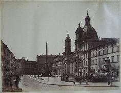 Piazza Navona ante 1875