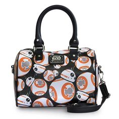 Star Wars  The Force Awakens BB-8 Duffle Purse - Loungefly - Star Wars -  Purses at Entertainment Earth e3490970e8e5e