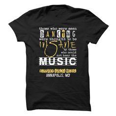 ANP Music - Those Who Were Seen Dancing Were Thought to T Shirt, Hoodie, Sweatshirt