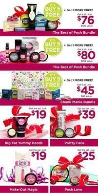Perfectly Posh Holiday Bundles. Check them out at http://www.perfectlyposh.us/5634/