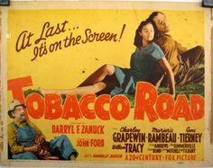 LA RUTA DEL TABACO (1941) -Última Parte-
