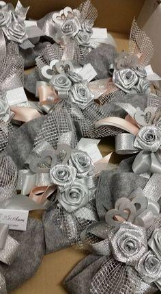 #Bomboniere per nozze d'argento! www.labottegadeisogni.biz