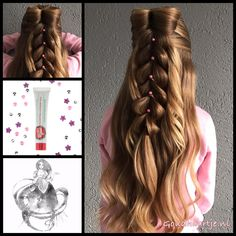 Bow into a pull through braid with little pearls from www.goudhaartje.nl (worldwide shipping). Hairstyle inspired by: @mimiamassari (instagram) #hair #curls #bow #hairbow #haar #vlecht #vlechten #girlieglue #hairstyle #braid #braids #hairstylesforgirls #plait #trenza #peinando #beautifulhair #gorgeoushair #stunninghair #hairaccessories #hairinspo #braidideas #amazinghair #halfupdo #longhair #longhairdontcare #goudhaartje