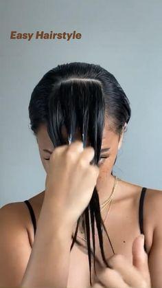 Hair Tips Video, Hair Videos, Hair Up Styles, Natural Hair Styles, Curly Hair Tips, Mixed Curly Hair, Cute Hairstyles, Hairdos, Updos