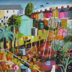 allotments - mary sumner