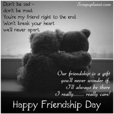 Awesome Happy Friendship Day Quotes